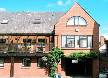 Thumbnail 3 bed town house for sale in Lysander Court, Ely Street, Stratford-Upon-Avon