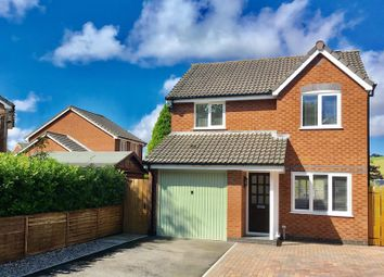 Thumbnail 3 bed detached house for sale in Jesson Way, Carnforth