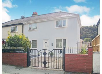 Thumbnail 3 bed semi-detached house for sale in Mona Road, Conwy