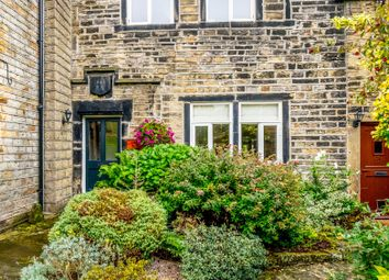 Thumbnail 3 bedroom cottage for sale in Hall Ing, Honley, Holmfirth