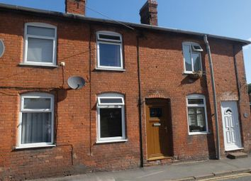 Thumbnail 2 bed terraced house for sale in 72 Bye Street, Ledbury, Herefordshire