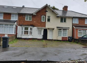 3 bed terraced house to rent in Wardend Road, Birmingham B8