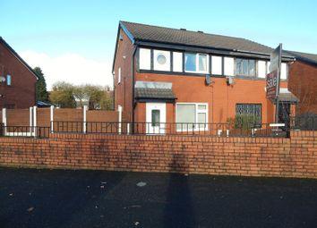 Thumbnail 2 bedroom semi-detached house for sale in Ribbleton Hall Drive, Ribbleton, Preston.