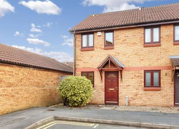 Thumbnail 2 bed terraced house for sale in Burns Close, Colliers Wood, London