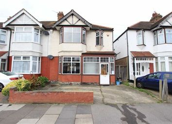 Thumbnail 3 bedroom end terrace house for sale in Breamore Road, Seven Kings, Essex