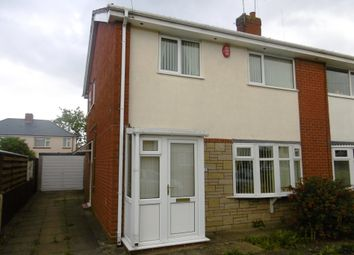 Thumbnail 3 bedroom semi-detached house for sale in Monks Lane, Crewe