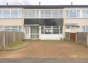 Thumbnail 3 bed terraced house for sale in Johnson Road, Wednesbury