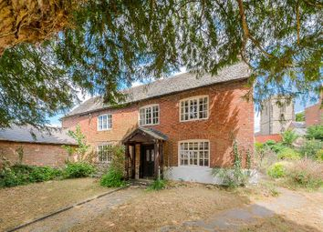 Thumbnail 4 bed detached house for sale in Main Street, Willoughby Waterleys, Leicester