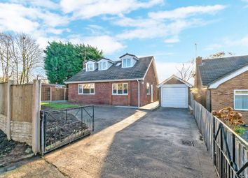 Thumbnail 4 bed detached house for sale in Halton Station Road, Sutton Weaver, Runcorn