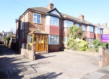 Thumbnail 3 bed end terrace house for sale in Weardale Gardens, Enfield