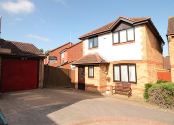 Thumbnail 3 bed detached house for sale in Pennine Court, Daventry