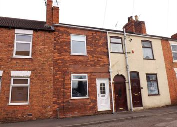 Thumbnail 3 bed terraced house for sale in New Barlborough Close, Clowne, Chesterfield