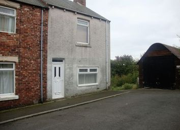 Thumbnail 2 bedroom terraced house for sale in William Street, Chopwell, Newcastle Upon Tyne