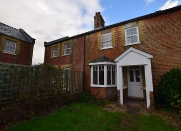 Thumbnail 3 bed terraced house to rent in Coastguard Cottages, Old Coastguards, Bognor Regis