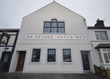 Thumbnail 3 bed flat for sale in Apt 3, The Old Hall, Llanrwst Road, Glan Conwy, Colwyn Bay