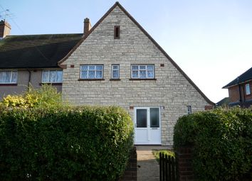 Thumbnail 3 bed semi-detached house to rent in Chertsey Road, Feltham