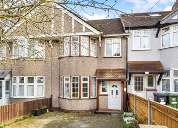 Thumbnail 3 bed terraced house for sale in Selworthy Road, London