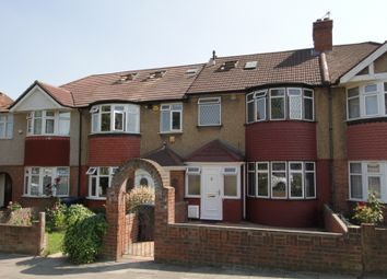 Thumbnail 4 bed terraced house for sale in Whitton Avenue West, Greenford