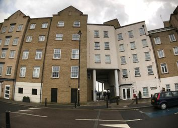 Thumbnail 1 bedroom flat to rent in Narrow Street, Limehouse, London