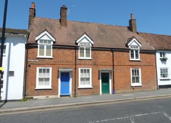 Thumbnail Terraced house to rent in High Street, Bushey