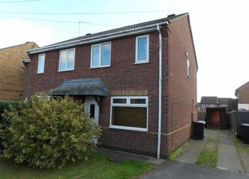 Thumbnail 2 bed semi-detached house for sale in Coppice Close, Ravenstone, Coalville