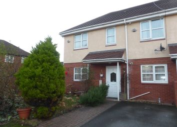 Thumbnail 3 bed end terrace house for sale in St. Michaels Park, New Ferry