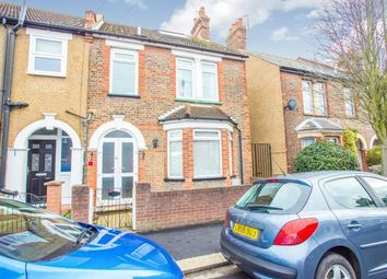 Thumbnail 3 bed end terrace house for sale in Buckingham Road, Watford, Hertfordshire, .