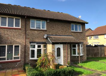 Thumbnail 2 bed terraced house to rent in Camellia Close, Harold Wood, Romford