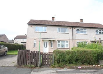 Thumbnail 2 bed property to rent in Glenluce Crescent, Blackburn