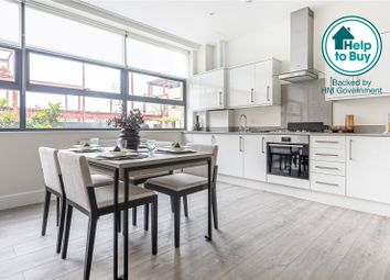 Thumbnail 1 bed flat for sale in Hurricane Court, Heron Drive, Slough