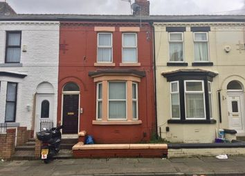 Thumbnail 3 bed terraced house for sale in Peter Road, Walton, Liverpool