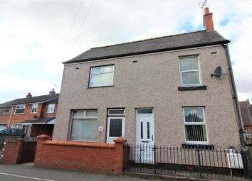 Thumbnail 2 bed semi-detached house for sale in Hall Street, Rhosllanerchrugog, Wrexham