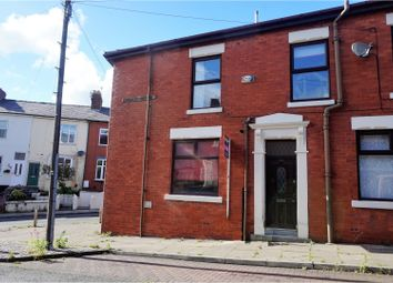 Thumbnail 2 bed end terrace house for sale in Tulketh Crescent, Ashton-On-Ribble, Preston