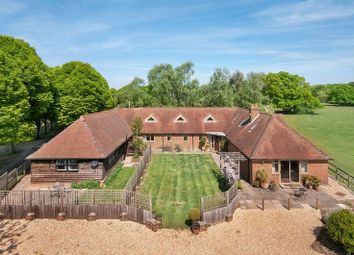 Thumbnail 4 bed detached house for sale in Fritham, Lyndhurst