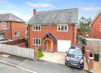Thumbnail 4 bed detached house for sale in Woodbatch Road, Bishops Castle