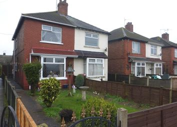Thumbnail 3 bedroom semi-detached house for sale in Queensway, Scunthorpe