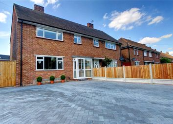 Thumbnail 3 bed semi-detached house for sale in Eynsford Crescent, Bexley, Kent