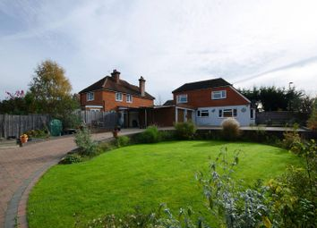 Thumbnail 4 bed detached house for sale in Stoughton Road, Guildford
