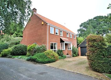 Thumbnail 4 bed detached house for sale in Church Crofts, Castle Rising, King's Lynn