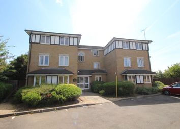 Thumbnail 2 bed flat for sale in Norfolk Close, Dartford