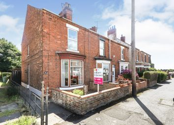 2 bed end terrace house for sale in Moorgate, Retford DN22