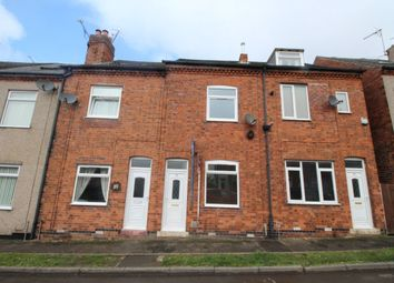 Thumbnail 3 bed terraced house to rent in Spencer Street, Bolsover, Chesterfield