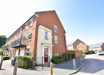 Thumbnail 4 bed end terrace house for sale in Empire Walk, Greenhithe