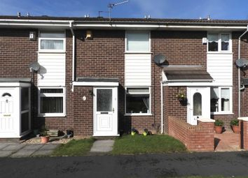 Thumbnail 2 bed town house for sale in Swallow Close, Kirkby, Liverpool