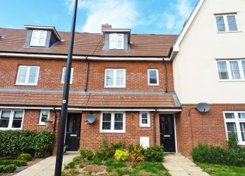 Thumbnail 4 bed terraced house for sale in Brunel Drive, Hailsham