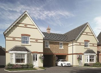 Thumbnail 4 bedroom semi-detached house for sale in Cutbush Lane, Shinfield