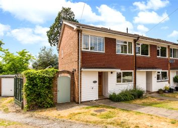 Thumbnail 3 bed end terrace house for sale in Durfold Drive, Reigate, Surrey