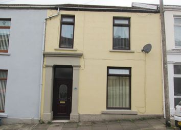 Thumbnail 4 bed terraced house for sale in Lower Thomas Street, Merthyr Tydfil