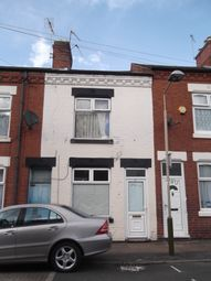 Thumbnail 2 bed terraced house for sale in Arbour Road, Leicester