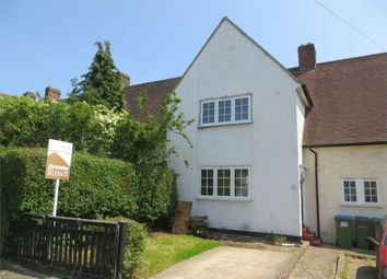 Thumbnail 3 bed end terrace house to rent in Congreve Road, London